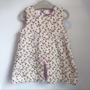 H&M baby girl corduroy dress